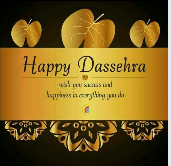 Happy Dashahara friends........