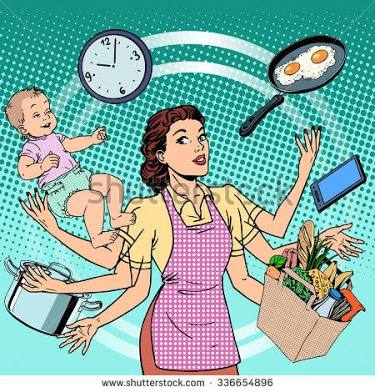 Dedicated to All the House Wife's
